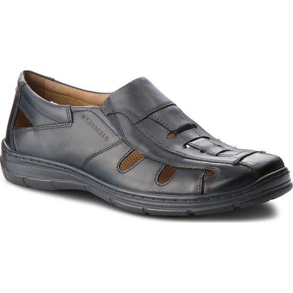 c4d49a2fbec60 Wyprzedaż - sandały męskie marki Lasocki For Men - Kolekcja wiosna 2019 -  Sklep Radio ZET