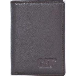 e9f724b93b54d Caterpillar - Portfel skórzany. Portfele męskie marki CATERPILLAR. W  wyprzedaży za 149.90 zł.