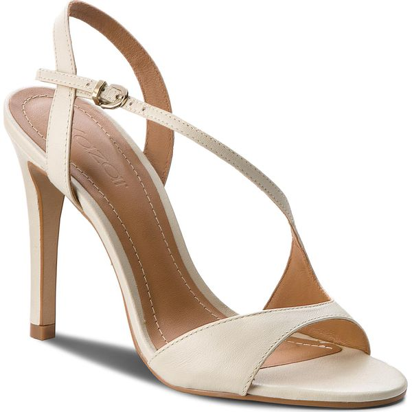 7c7be9ef Sandały KAZAR - Megan 28422-01-29 Kremo - Brązowe sandały damskie ...