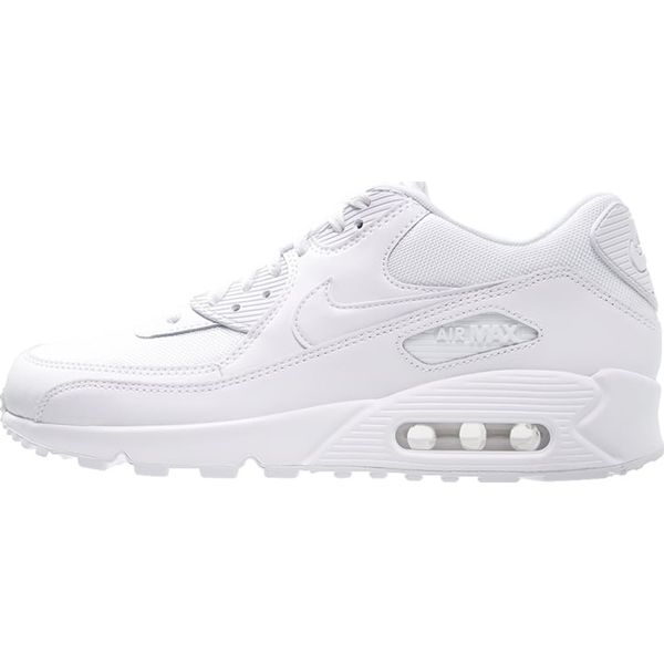 sports shoes b7640 16825 Nike Sportswear AIR MAX 90 ESSENTIAL Sneakersy niskie white