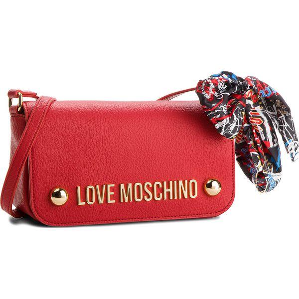 46dcb2885e9d3 Torebka LOVE MOSCHINO - JC4126PP16LV0500 Rosso - Czerwone ...