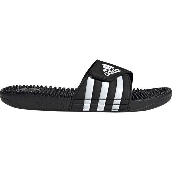 klapki męskie adidas adissage czarne f35580