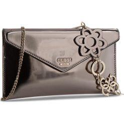 6d493466cc94e Pomarańczowe torebki wizytowe damskie marki Guess - Kolekcja wiosna ...