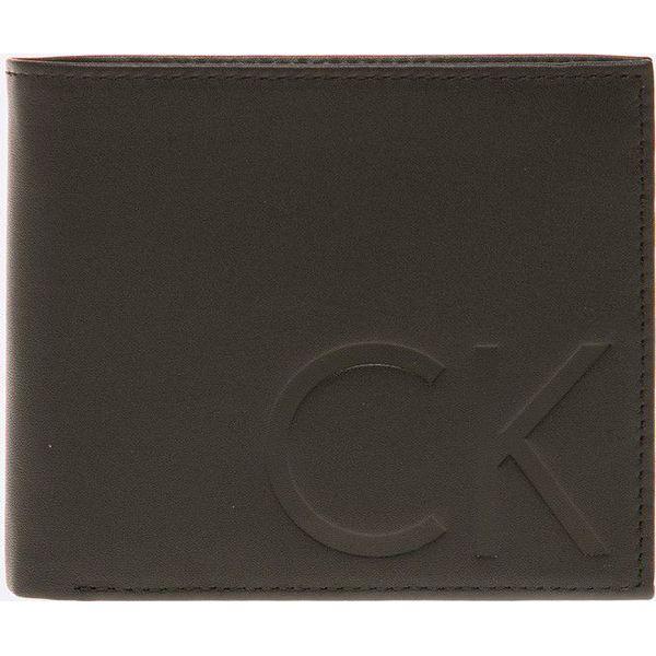 4c35d36e922a3 Calvin Klein Jeans - Portfel skórzany - Portfele męskie marki Calvin Klein  Jeans. Za 299.90 zł. - Portfele męskie - Akcesoria męskie - Akcesoria -  Sklep ...