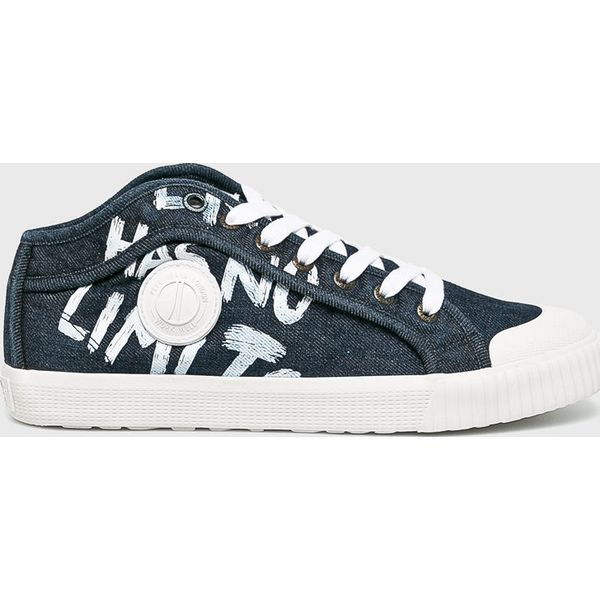 Pepe Jeans Trampki Industry Has No Limits
