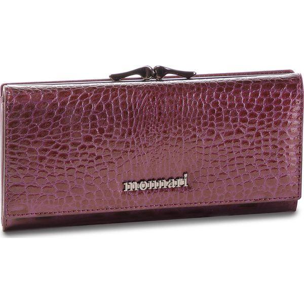46278d30e1e2f Duży Portfel Damski MONNARI - PUR0622-014 Violet - Czerwone portfele ...