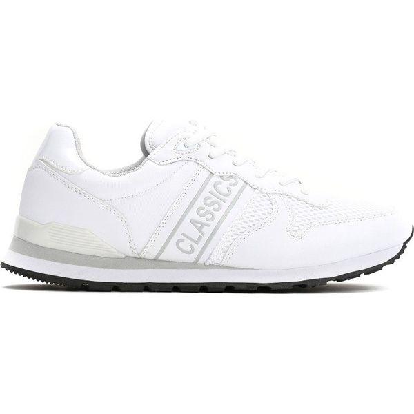 de20ccd00ef6 Białe Buty Sportowe Classics - Botki męskie marki Born2be. Za 49.99 ...