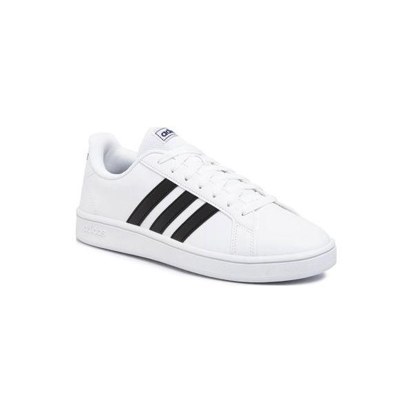 Obuwie sportowe ADIDAS F36392 GRAND COURT Biały