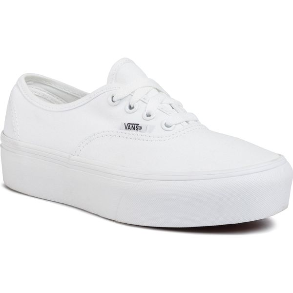 Tenisówki VANS Authentic Platfor VN0A3AV8W001 True White