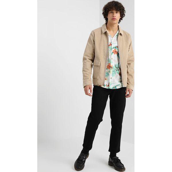701924fa7bfc41 AllSaints CALYPSO Koszula ecru - Koszule męskie marki AllSaints. Za ...