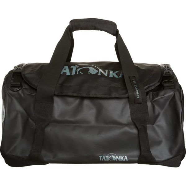 724edac0c486c Tatonka BARREL S Torba podróżna black - Czarne torby podróżne ...