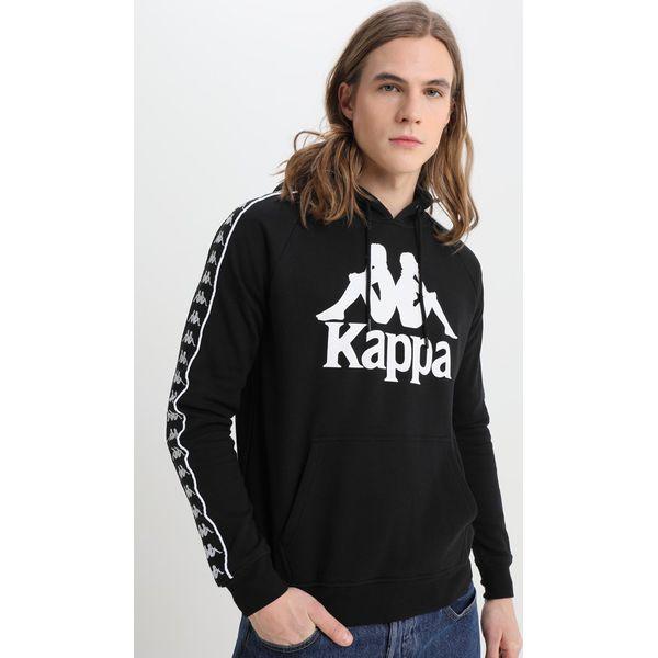 na sprzedaż online w magazynie sprzedawane na całym świecie Kappa AUTHENTIC HURTADO Bluza z kapturem black