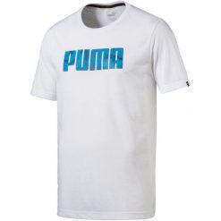 5f961afc345db0 Puma Koszulka Sportowa Future Tec Tee White M. Białe koszulki sportowe  męskie Puma, m