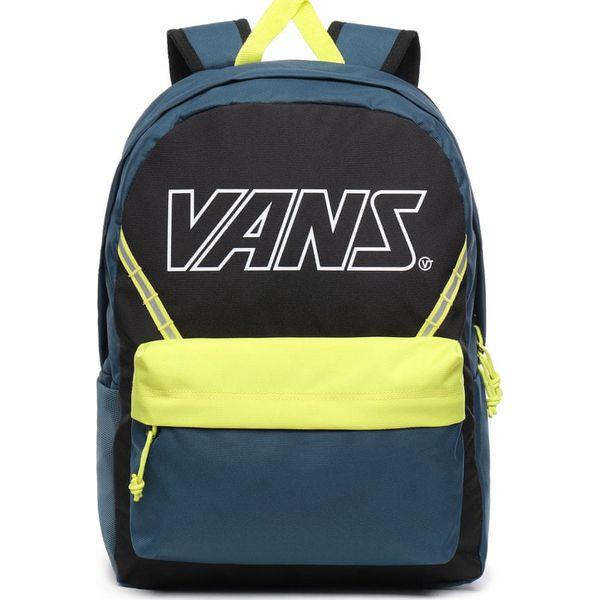 Vans Męski niebieski plecak Mn Old Skool Plus II Stargazer Color