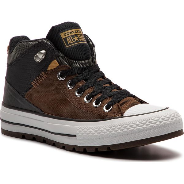 cd2735319b4c5 Trampki CONVERSE - Ctas Street Boot Hi 161469C Chestnut Brown/Black ...