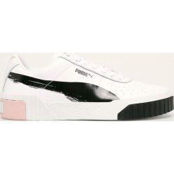Białe obuwie sportowe damskie Puma Kolekcja wiosna 2020