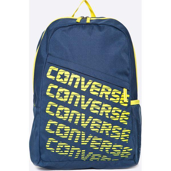 4c5fb0604e878 Converse - Plecak - Plecaki męskie marki Converse. W wyprzedaży za ...