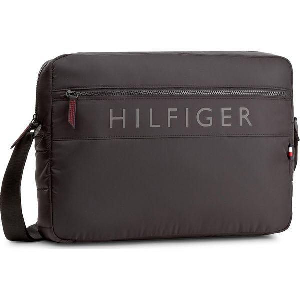 be2610b26b292 Torba na laptopa TOMMY HILFIGER - Light Nylon Messeneger AM0AM02822 ...