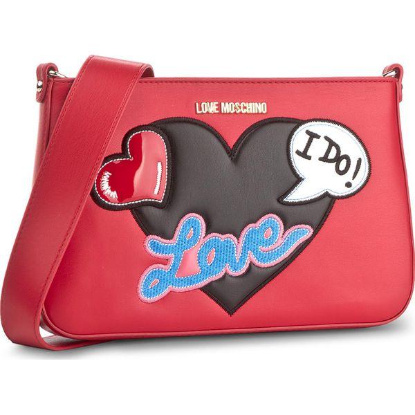 b359d215d61b0 Torebka LOVE MOSCHINO - JC4108PP15LT0500 Rosso - Czerwone ...