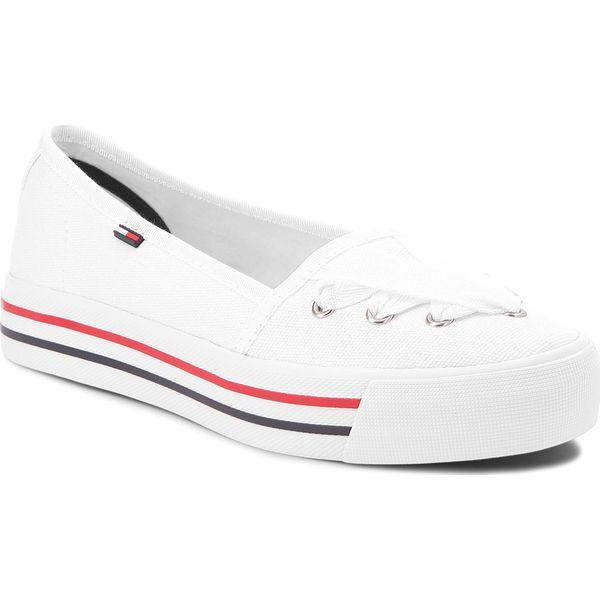 8724d475c99ae Tenisówki TOMMY HILFIGER - JEANS Tommy Jeans Lace Sneaker EN0EN00097 ...