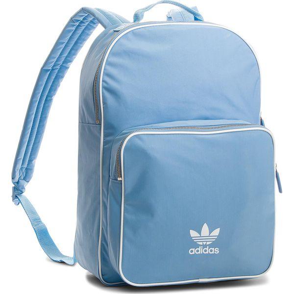 fc532387ede38 Plecak adidas - Bp Cl Adicolor CW0631 Ashblu - Niebieskie plecaki ...