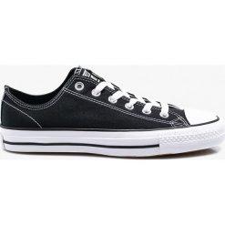 c250b8cf07f1f Converse - Tenisówki. Szare trampki męskie marki Converse, z materiału,  nike zoom.