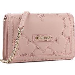 175905a0af432 Różowe torebki wizytowe damskie marki Love Moschino - Kolekcja ...