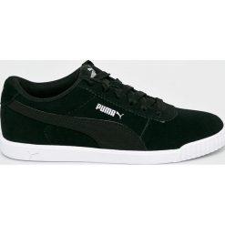 Czarne obuwie treningowe damskie Puma Kolekcja wiosna 2020