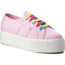 146e9969206baa Tenisówki SUPERGA - 2790 Cotw Multicolor Outsole S00DPY0 Pink Lavender G30.  Czerwone trampki i tenisówki