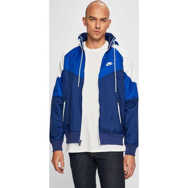 Wyprzedaż niebieskia odzież sportowa męska Nike Sportswear