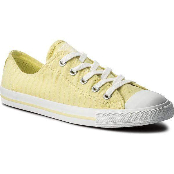 Trampki CONVERSE Ctas Dainty Ox 555890C Lemon HazeWhiteWhite