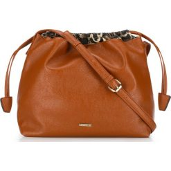 3b53142e5e0de Shopper bag materiałowa - Shopperki damskie - Kolekcja wiosna 2019 ...