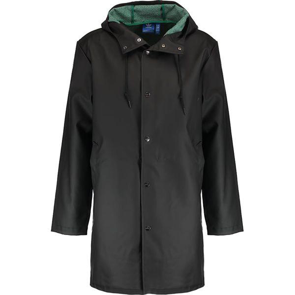 b0f31d6533627 adidas Originals Kurtka przeciwdeszczowa black - Czarne kurtki ...