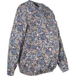 cf2298c28869 Bluzka ciążowa w kwiaty bonprix szary w kwiaty. Bluzki damskie marki bonprix.  Za 59.99