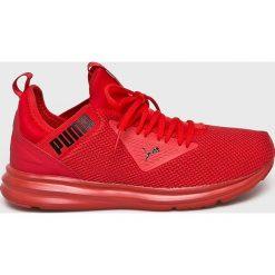 Czerwone obuwie męskie Puma Kolekcja zima 2020 Sklep