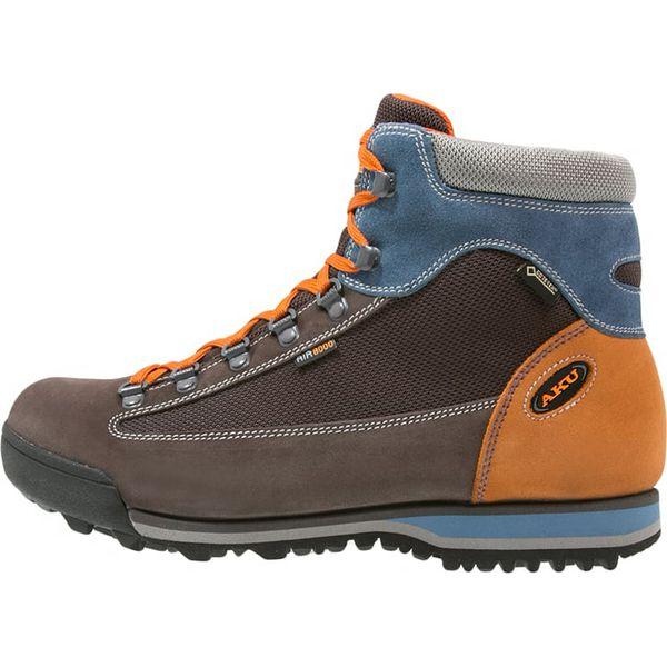 2218aff2 Aku SLOPE MICRO GTX Buty trekkingowe brown/orange - Buty sportowe ...