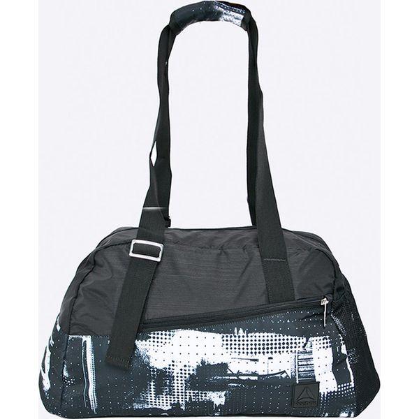 7dc0b489a2d18 Reebok - Torba - Szare torby sportowe męskie marki Reebok