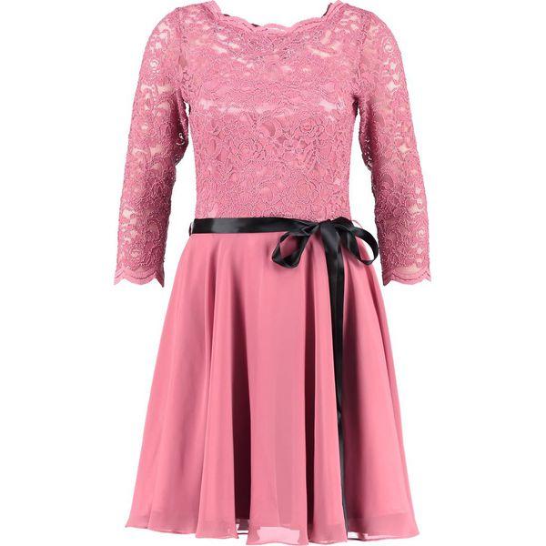 eddfaa2035 Swing Sukienka koktajlowa altrosa - Czerwone sukienki damskie marki ...