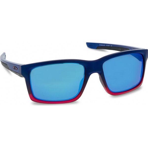 b1bd0b65cc3 Okulary przeciwsłoneczne OAKLEY – Mainlink OO9264-3257 Blue Pop Fade Prizm  Sapphire Iridium