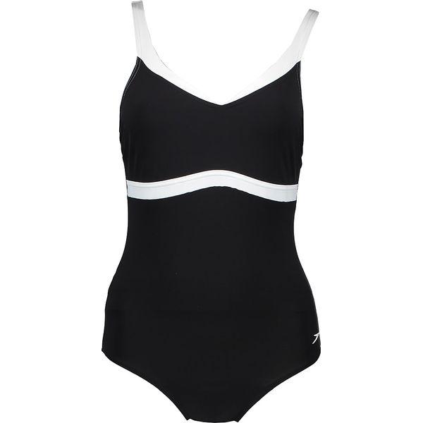 2d694100b6d821 Modelujący strój kąpielowy w kolorze czarno-białym - Czarne stroje ...
