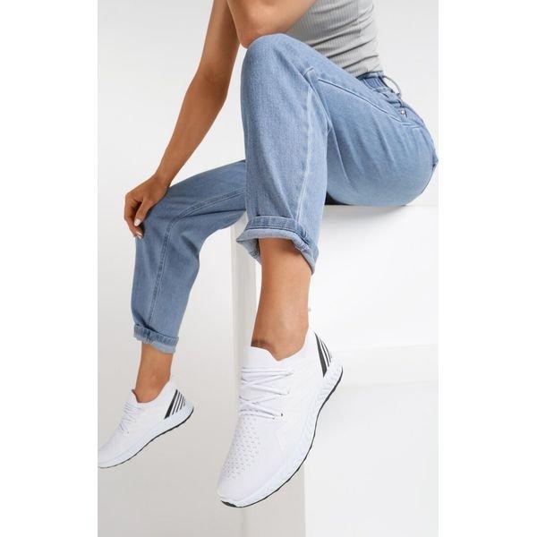 Białe Buty Sportowe Phiorianne