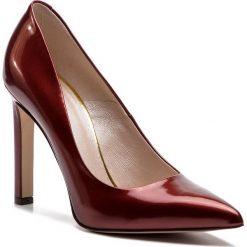 46a196dbdbb42 Czerwone szpilki damskie marki Gino Rossi, na obcasie - Kolekcja ...