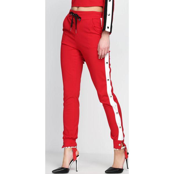 430d2e4c18b7 Czerwone Spodnie Dresowe Nowadays - Czerwone spodnie dresowe damskie ...