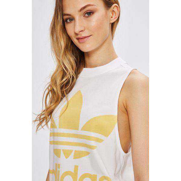 5eeb07f2efcdb adidas Originals - Top - Topy damskie marki adidas Originals. W ...