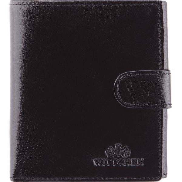 b571b50ebb1d6 Portfel 21-1-010-1 - Czarne portfele męskie Wittchen. Za 279.00 zł ...