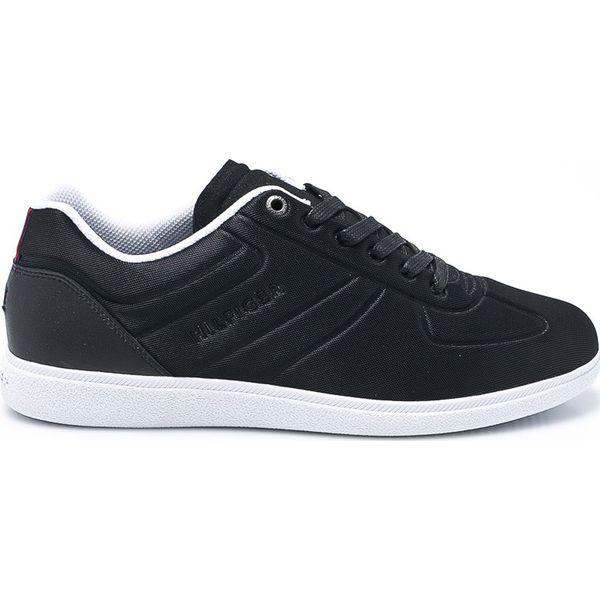 36ab406fc6750 Tommy Hilfiger - Buty - Czarne buty sportowe męskie marki Tommy ...
