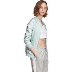 Bluzy damskie w grochy Adidas, kolekcja zima 2018