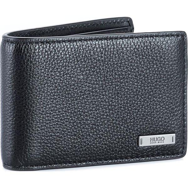 a313419318925 Duży Portfel Męski BOSS - Element 6 Cc Coin F 50328622 Black 001 - Czarne  portfele męskie marki Boss. W wyprzedaży za 389.00 zł.