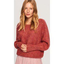 61cbbc7e Różowe swetry damskie ze sklepu Reserved - Kolekcja lato 2019 ...