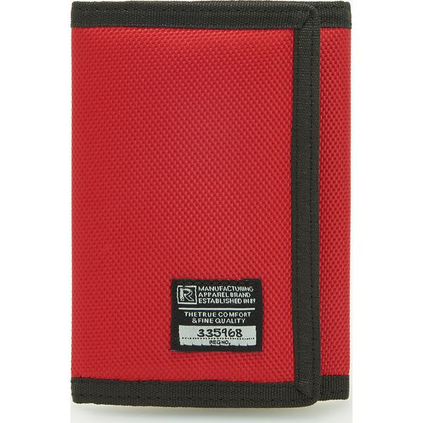 e84bcaec Materiałowy portfel - Czerwony - Czerwone portfele męskie Reserved ...